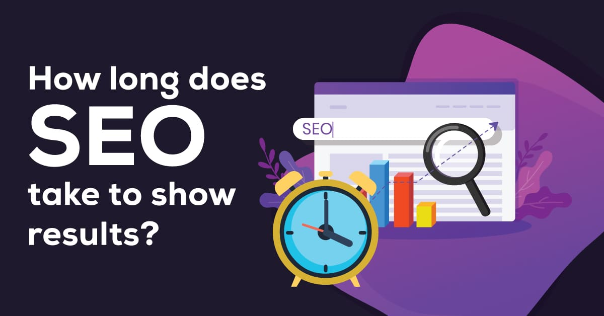 Time for SEO results