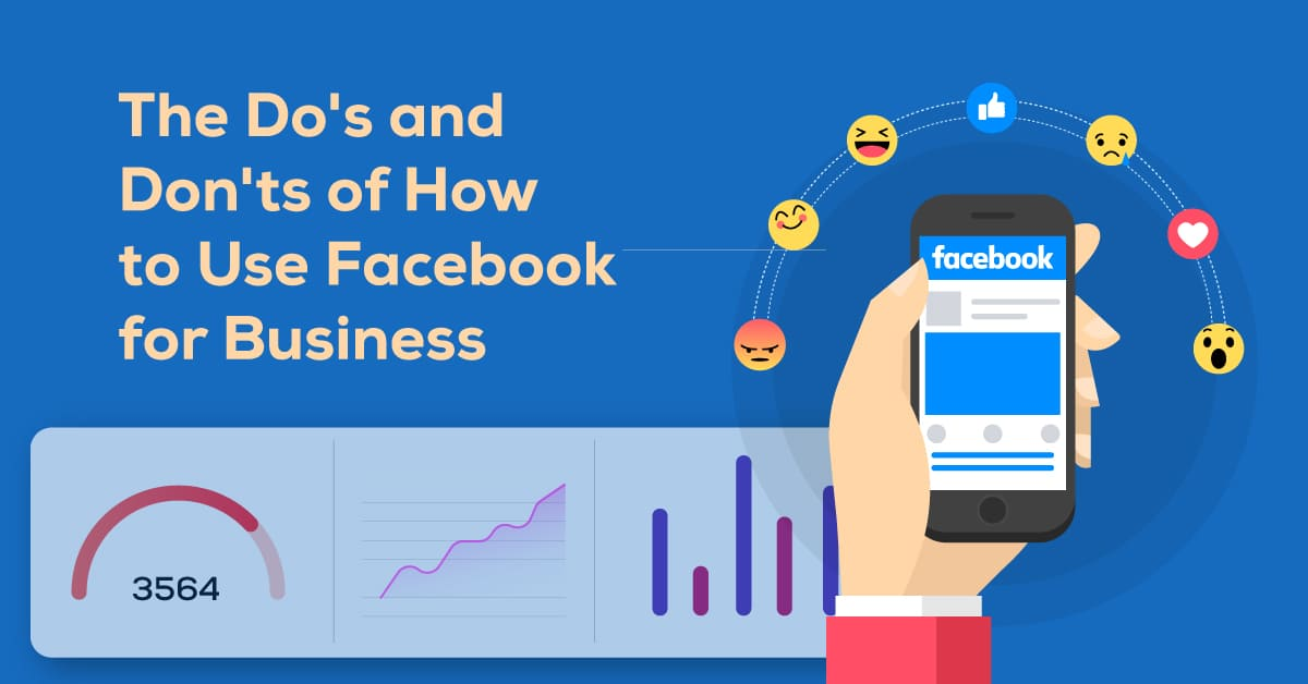 Dos and donts of Facebook Marketing